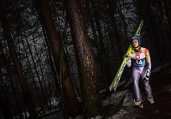 05.01.2013, Paul Ausserleitner Schanze, Bischofshofen, AUT, FIS Ski Sprung Weltcup, 61. Vierschanzentournee, Qualifikation, im Bild Maciej Kot (POL) // Maciej Kot of Poland during Qualification of 61th Four Hills Tournament of FIS Ski Jumping World Cup at the Paul Ausserleitner Schanze, Bischofshofen, Austria on 2013/01/05. EXPA Pictures © 2012, PhotoCredit: EXPA/ Juergen Feichter