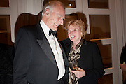 PETER SNOW; MRS. PETER SNOW; ANN MACMILLAN, 80th anniversary gala dinner for the FoylesÕ Literary Lunch. Ballroom. Grosvenor House Hotel. Park Lane. London. 21 October 2010. -DO NOT ARCHIVE-© Copyright Photograph by Dafydd Jones. 248 Clapham Rd. London SW9 0PZ. Tel 0207 820 0771. www.dafjones.com.<br /> PETER SNOW; MRS. PETER SNOW; ANN MACMILLAN, 80th anniversary gala dinner for the Foyles' Literary Lunch. Ballroom. Grosvenor House Hotel. Park Lane. London. 21 October 2010. -DO NOT ARCHIVE-© Copyright Photograph by Dafydd Jones. 248 Clapham Rd. London SW9 0PZ. Tel 0207 820 0771. www.dafjones.com.