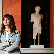 Dimitra Alexopoulou  lawyer for the Guardian - UK