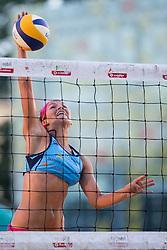 Ana Skarlovnik at tournament for Slovenian national championship - Drzavno prvenstvo Kranj 2013 on July 26, 2013, in Kranj, Slovenia. (Photo by Matic Klansek Velej / Sportida)