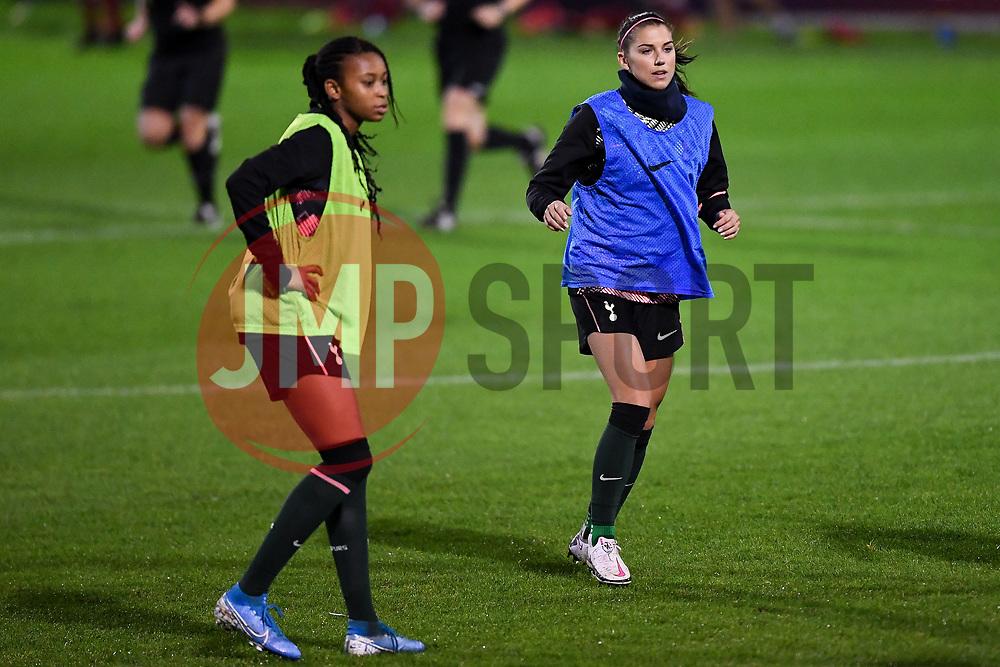 - Mandatory by-line: Ryan Hiscott/JMP - 14/11/2020 - FOOTBALL - Twerton Park - Bath, England - Bristol City Women v Tottenham Hotspur Women - Barclays FA Women's Super League