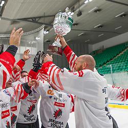 20200919: SLO, Hockey - Slovenia Cup 2020/21: HDD SIJ Acroni Jesenice vs. HKMK Bled