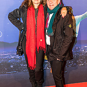 NLD/Amsterdam/20161212 - Premiere La La Land, ................. en Michiel van Erp