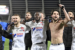 March 9, 2019 - Amiens, France - JOIE - 02 PRINCE DESIR GOUANO (AMI) - 25 JORDAN LEFORT (AMI) - 17 ALEXIS BLIN  (Credit Image: © Panoramic via ZUMA Press)