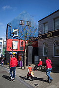 Colours on Main Street, Wexford, Ireland