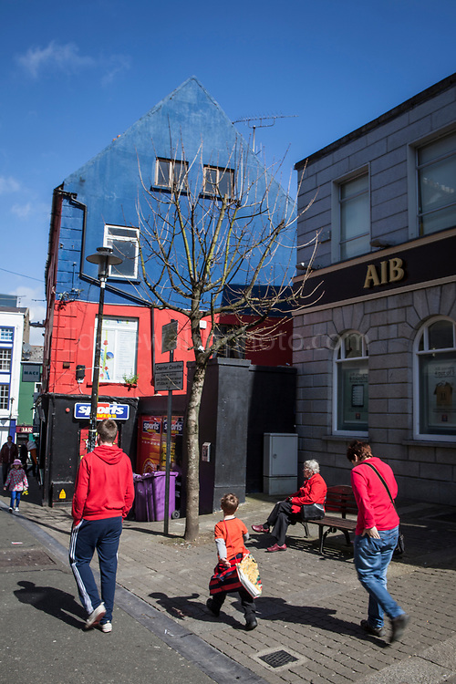 Colours on Main Street, Wexford, Ireland