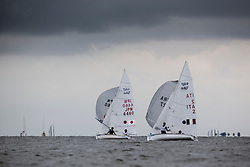 Day Two Delta Lloyd Regatta  2016 (24/28 May 2016). Medemblik - the Netherlands.