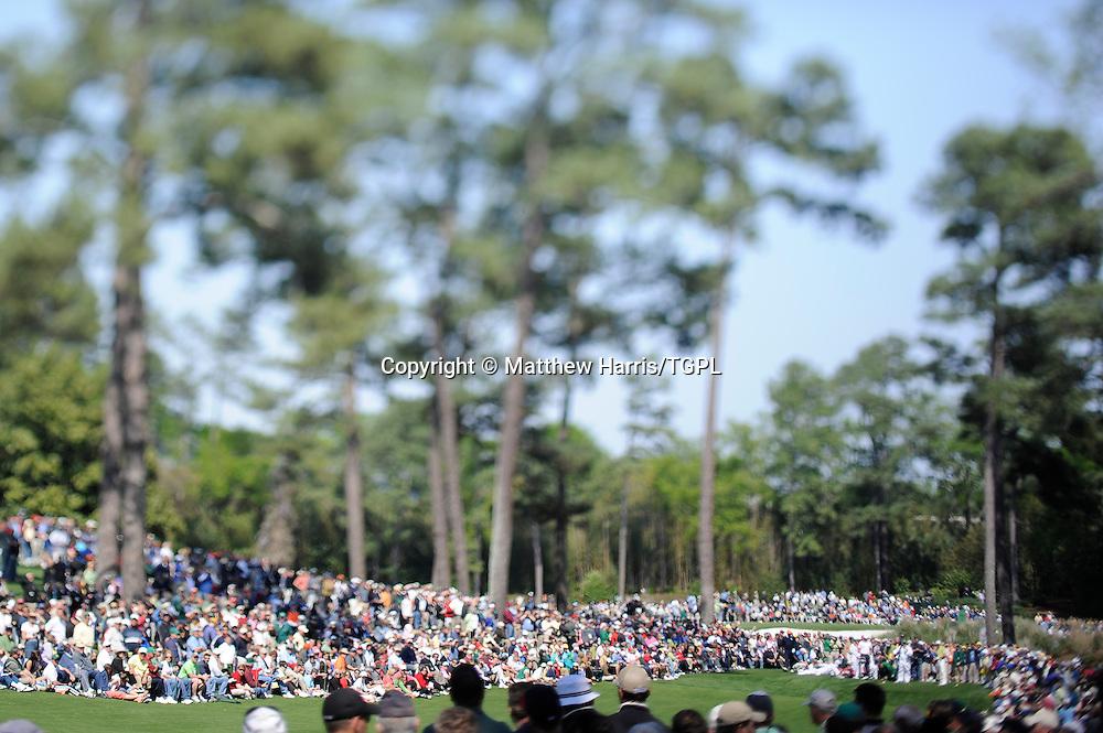 Gv scenic during Par 3 Tournament US Masters, Augusta National,Georgia,USA.