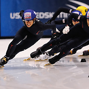 US Speedskating Team - Colbert Nation - Olympic Media Guide Samples