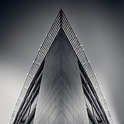 Part of a building in Wuppertal that I photoshopped...<br /> <br /> Prints & more. http://society6.com/product/triAngle-s5x_Print