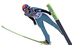 Taku Takeuchi of Japan at e.on Ruhrgas FIS World Cup Ski Jumping on K215 ski flying hill, on March 14, 2008 in Planica, Slovenia . (Photo by Vid Ponikvar / Sportal Images)./ Sportida)