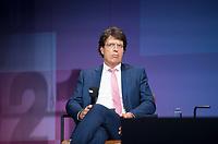 DEU, Deutschland, Germany, Berlin, 22.06.2021: Klaus Rosenfeld, Vorstandsvorsitzender der Schaeffler AG, beim Tag der Industrie (TDI) des Bundesverbands der Deutschen Industrie (BDI) in der Verti Music Hall.