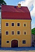Muzeum Złota, Złotoryja, Polska<br /> Gold Museum in Złotoryja, Poland