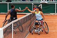 05/06 Wheelchair Tennis French Open Match 4 (semi)