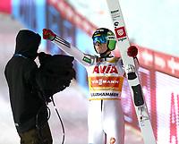 Ski , Fis  Ski Jumping World Cup <br /> Presented by Viessmann , Large  Hill Individual<br /> Lillehammer , Norway<br /> 10.12.2016<br /> Foto: Dagfinn Limoseth , Digitalsport<br /> Domen Prevc , SLO