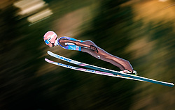 31.12.2017, Olympiaschanze, Garmisch Partenkirchen, GER, FIS Weltcup Ski Sprung, Vierschanzentournee, Garmisch Partenkirchen, Qualifikation, im Bild Dawid Kubacki (POL) // Dawid Kubacki of Poland during his Qualification Jump for the Four Hills Tournament of FIS Ski Jumping World Cup at the Olympiaschanze in Garmisch Partenkirchen, Germany on 2017/12/31. EXPA Pictures © 2018, PhotoCredit: EXPA/ JFK
