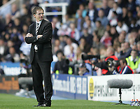 Photo: Lee Earle.<br /> Reading v Newcastle United. The Barclays Premiership. 30/04/2007.Newcastle manager Glenn Roeder.