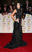 Pride of Britain Awards 2014 Red Carpet Arrivals at The Grosvenor House Hotel, London<br /> <br /> Photo Shows: Tulisa Contostavlos<br /> ©Exclusivepix