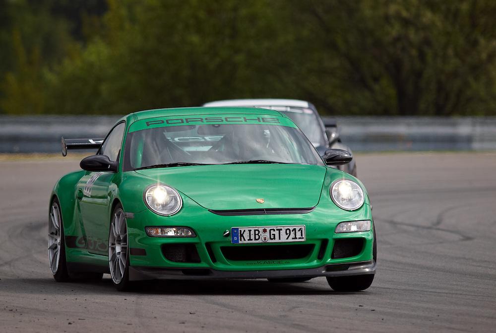 Race days - Porsche 911 GT3 RS (997)