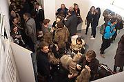 Miss Jumbo  Savaloy Situation.  Sara Lucas. Sadie Coles, 4 New Burlington Place. London.  15 February 2012
