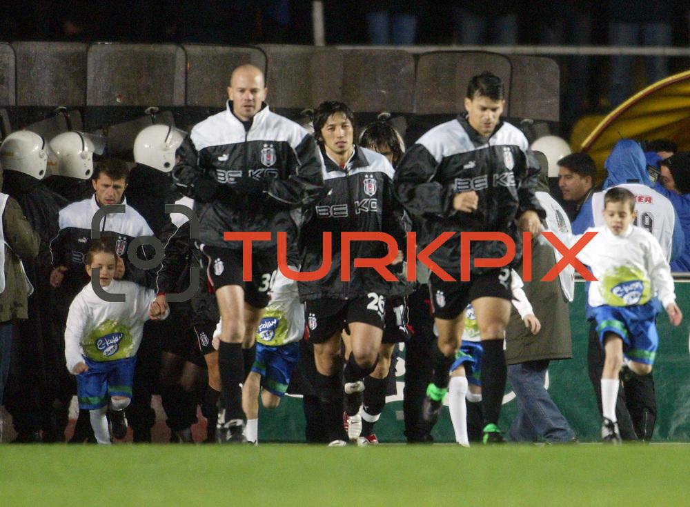 Turkish Soccer...<br /> Super League derby match Galatasaray between Besiktas. Besiktas's Ilhan Mansiz  during their AliSamiYen Stadium Istanbul/Turkey<br /> Photo by Aykut AKICI/TurkSporFoto