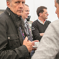 Hans-Joachim Stuck, retired racing driver, at the WEC 6 Hours of Spa-Francorchamps 2015