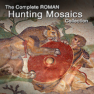 Pictures of Roman Mosaics of Hunting Scenes - Pictures & Images -