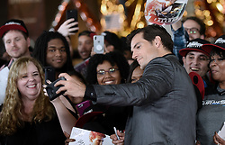 Henry Cavill attends the U.S Premiere of 'Mission: Impossible - Fallout' at the National Air and Space Museum on July 22, 2018 in Washington, DC. Photo by Olivier Douliery/ Abaca Press