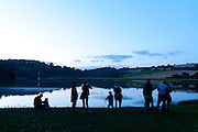 Port Eliot evening