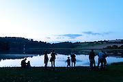 Port Eliot evening
