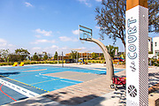 The Court at Parasol Park in Irvine