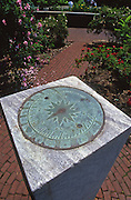 Independence National Historic Park, Sundial, Society Hill, Philadelphia, PA