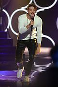 """Auftritt von Vincent Gross bei der SRF-Pop-Schlager-Show """"Hello Again"""". Aufzeichnung vom 01. Oktober 2020 in den Fernsehstudios Zürich."""