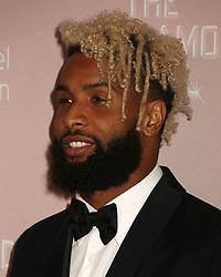 September 13, 2018 - New York City, New York, U.S. - Football player New York Giant ODELL BECKHAM JR. attends Rihanna's 4th Annual Diamond Ball held at Cipriani Wall Street. (Credit Image: © Nancy Kaszerman/ZUMA Wire)