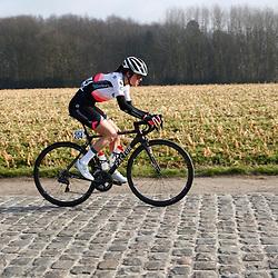 27-02-2021: Wielrennen: Omloop Het Nieuwsblad - Vrouwen: Gent: Nina Buysman