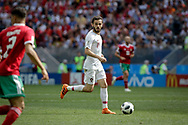 Bernardo Silva of Portugal during the 2018 FIFA World Cup Russia, Group B football match between Portugal and Morocco on June 20, 2018 at Luzhniki stadium in Moscow, Russia - Photo Thiago Bernardes / FramePhoto / ProSportsImages / DPPI