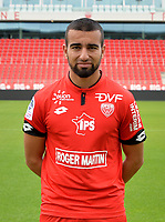 Naim SLITI during photoshooting of Dijon FCO for new season 2017/2018 on September 11, 2017 in Dijon, France. (Photo by Vincent Poyer/Icon Sport)