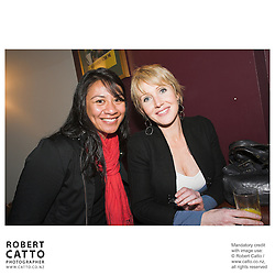 Lila Liautete;Ingrid Hipkiss at the Out Of The Blue Premiere 06 at the Embassy Theatre, Wellington, New Zealand.<br />