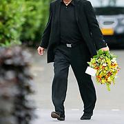 NLD/Bilthoven/20120618 - Uitvaart Will Hoebee, Peter Koelewijn