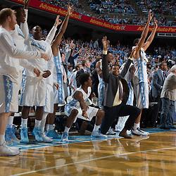 2015-12-16 Tulane at North Carolina basketball