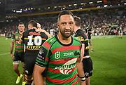 Benji Marshall.<br /> NRL Grand Final 2021.<br /> Penrith Panthers v South Sydney Rabbitohs. <br /> © image by NRL Photos