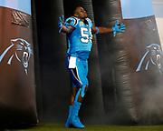 Thomas Davis of the Carolina Panthers.