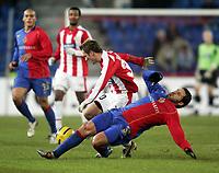 Joachim Walltin gegen Julio Hernan Rossi. © Valeriano Di Domenico/EQ Images
