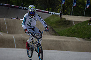 #949 (CAMERON Mathew) NZL at the 2016 UCI BMX Supercross World Cup in Papendal, The Netherlands.