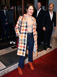May 29, 2019 - London, London, United Kingdom - Phoebe Waller-Bridge attends press night for The Starry Messenger following an astronomer who's forced to re-evaluate his life and faith following a catastrophic event at Wyndham's Theatre.. The Starry Messenger press night. (Credit Image: © Nils Jorgensen/i-Images via ZUMA Press)