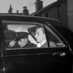 File photo dated 22/11/65 of Moors Murderer Ian Brady, while in police custody prior to his court appearance for the Moors Murders, Brady has died at the age of 79, at Ashworth High Secure Hospital, Merseyside, an NHS spokesman has confirmed.