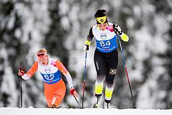 January 11, 2018 - GSbu, NORWAY - 180111 Sirin Elisabeth Strand competes in the women's sprint classic technique qualification during the Norwegian Championship on January 11, 2018 in GÅ'sbu..Photo: Jon Olav Nesvold / BILDBYRN / kod JE / 160126 (Credit Image: © Jon Olav Nesvold/Bildbyran via ZUMA Wire)