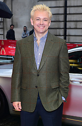 Michael Sheen attending a screening of Home Again in London. Picture Date: Thursday 21 September. Photo credit should read: Ian West/PA Wire