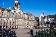 staatsbezoek argentinie aan nederland dag 1