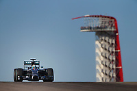 HAMILTON Lewis (Gbr) Mercedes Gp Mgp W05 action   during the 2014 Formula One World Championship, United States of America Grand Prix from November 1st to 2nd 2014 in Austin, Texas, USA. Photo Frederic Le Floch / DPPI.
